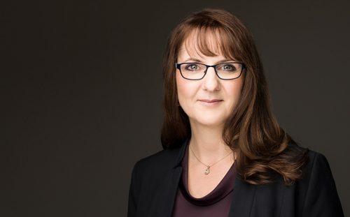 Ministerin Katrin Lange